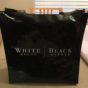 White House Black Market Tote Bag
